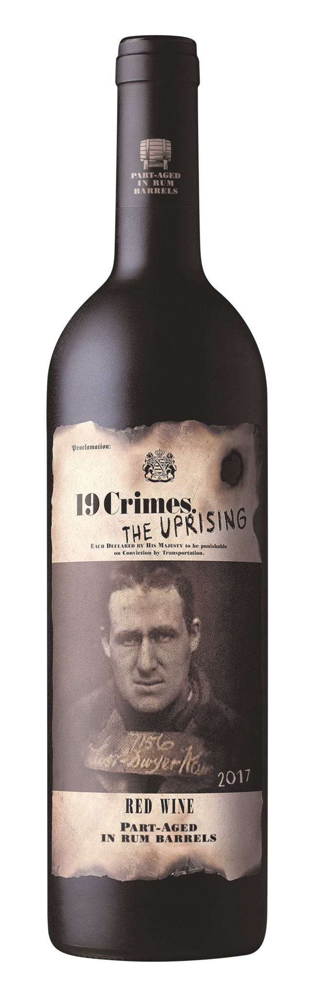 19 Crimes. The Uprising