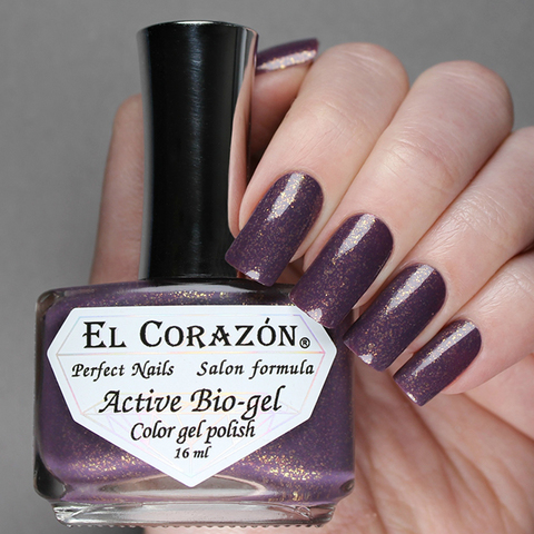 El Corazon 423/1122 active Bio-gel/Volcanic haze