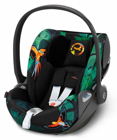 Коляска 3 в 1 Cybex Priam III Birds of Paradise
