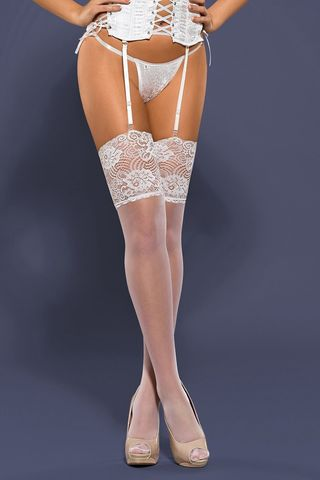 Чулки S 803 stockings фото