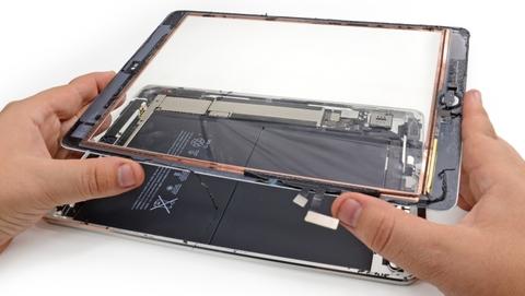 iPad Air замена сенсора