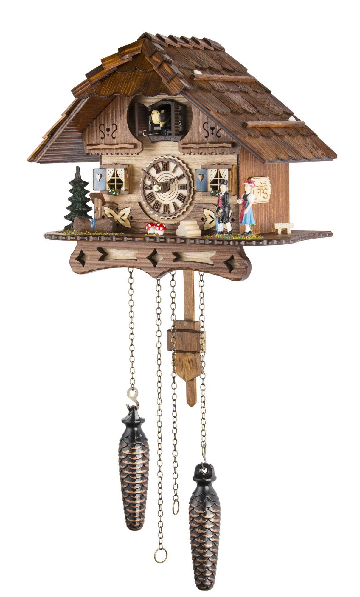 Часы настенные Часы настенные с кукушкой Tomas Stern 5028 chasy-nastennye-s-kukushkoy-tomas-stern-5028-germaniya.jpg