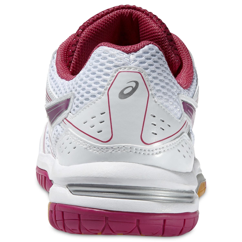 Женские волейбольные кроссовки Asics Gel-Rocket 7 (B455N 0119) розовые фото