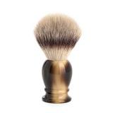 Помазок MUEHLE CLASSIC, фибра высшей категории Silvertip, смола, цвет рога, размер L (33 K 252)