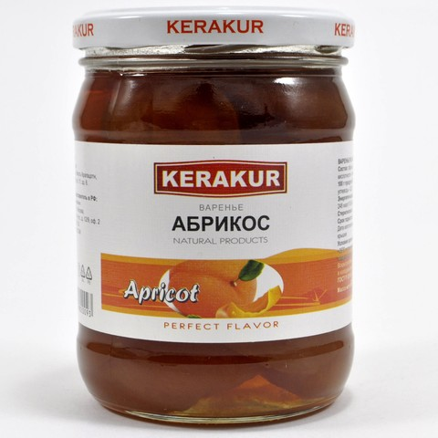 Варенье из абрикоса Керакур, 620г