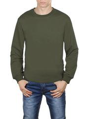 4054-7 футболка мужская дл. рукав, хаки