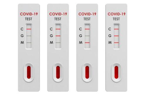 Экспресс-тест на COVID-19 (коронавирус) N-COV-19 RAPID (Великобритания)