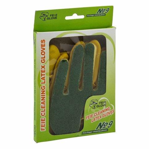 Хозяйственные латексные перчатки Feie Cleaning Latex Gloves