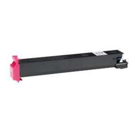 Совместимая туба TN-214M Katun пурпурная для Konica Minolta C200