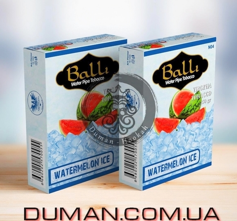 Табак Balli WATERMELON ICE (Балли Лед Арбуз)
