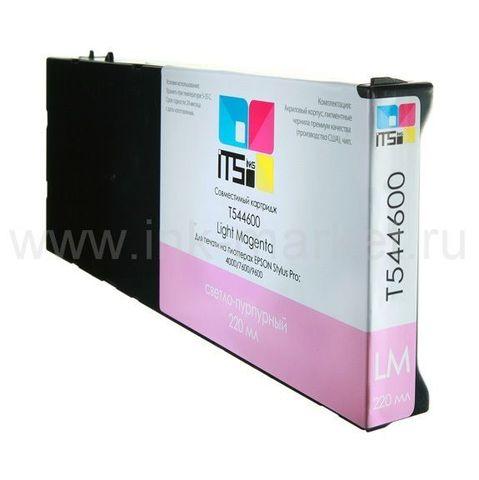 Совместимый картридж для Epson Stylus Pro 4000, 7600, 9600 Light Magenta Pigment, 220 мл (М0000003953)
