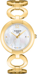 Женские часы Tissot T084.210.33.117.00 T-Lady Pinky