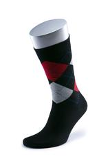 Комплект из 5 пар цветных носков CL 08/096 размер 46-48 больших размеров марки Делфино