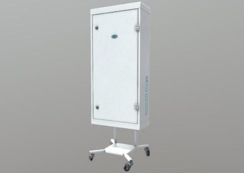 Облучатель-рециркулятор бактерицидный «СИБЭСТ-110КС» с передвижной платформой «П № 1»