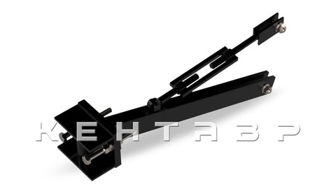 Сцепка Кентавр СБ100 для минитрактора и мотоблока