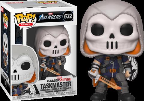 Фигурка Funko Pop! Games: Marvel's Avengers - Taskmaster