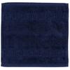 Полотенце 80х160 Cawo Noblesse 1001 темно-синее