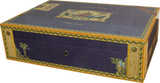 Хьюмидор Elie Bleu ALBA 110 cigars Purple Sycamore