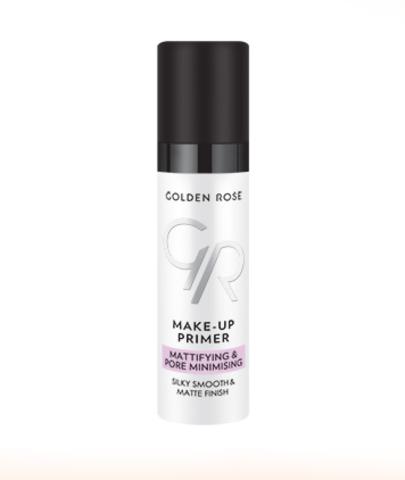 Golden Rose Матирующая основа для макияжа лица MAKE-UP PRIMER MATTIFYING&PORE MINIMISING