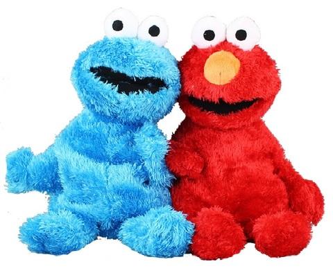 Улица Сезам рюкзак Элмо — Sesame Street Elmo Backpack