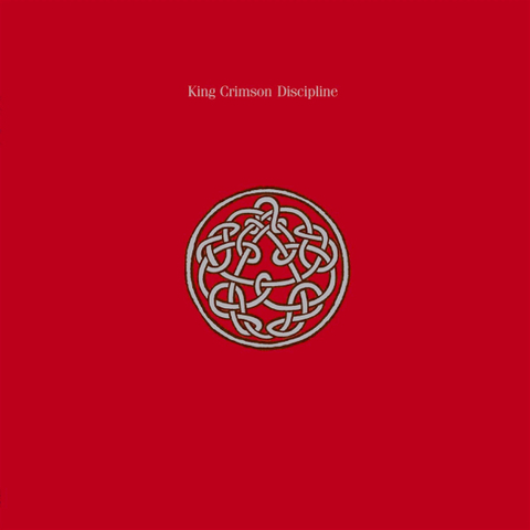 King Crimson ‎/ Discipline (LP)