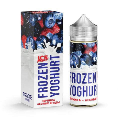 Frozen Yoghurt Ice Boost 120 мл Черника Лесные Ягоды