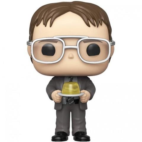 Dwight Schrute Funko Pop! || Дуайт Шрут со степлером в желе