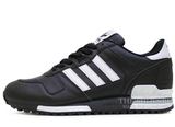 Кроссовки Мужские Adidas ZX 750 Black White Leather