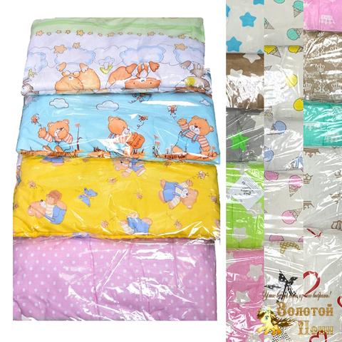 Подушка в детскую кроватку (40х60) 191005-А-3128