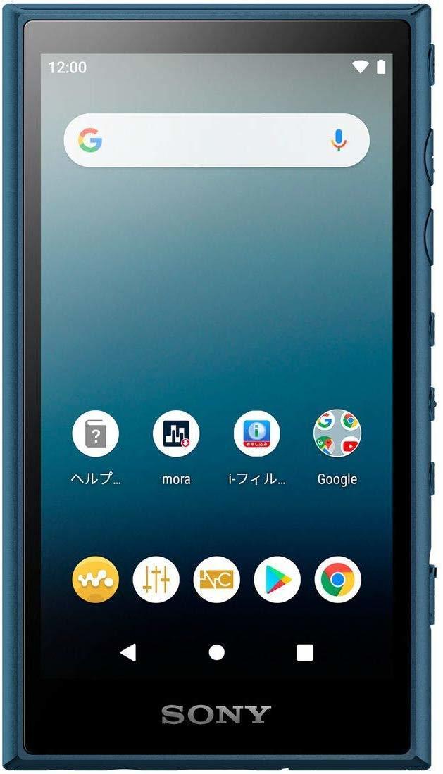 Sony NW-A105L Hi-Res плеер, 16Gb, цвет синий