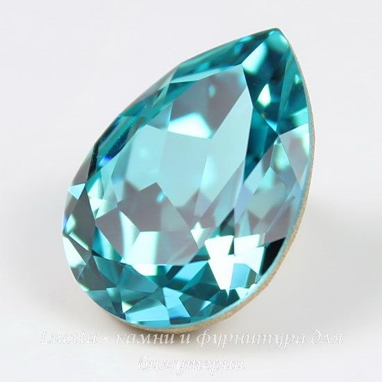 cac85fe2cc157 4320 Ювелирные стразы Сваровски Капля Light Turquoise (18х13 мм) Купить