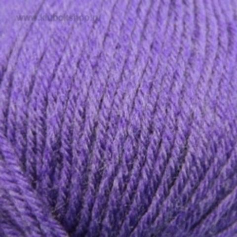 Пряжа Детский каприз (Пехорка) фиолетовый 78