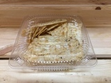 Хлебные чипсы со специями для шашлыка