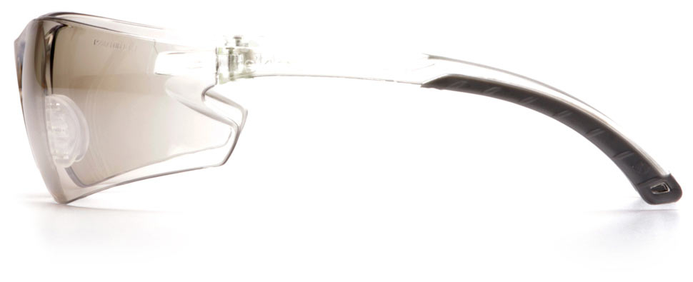 Очки баллистические стрелковые Pyramex iTEK S5880S зеркально-серые 50%