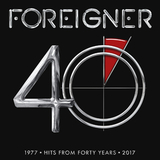 Foreigner / 40 - Forty Hits From Forty Years 1977-2017 (2CD)