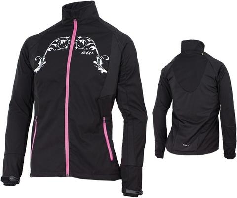 Лыжная Куртка One Way Julie black/pink