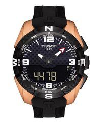 Наручные часы Tissot T-Touch Expert Solar T091.420.47.207.00 NBA Special Edition