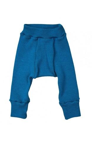 Длинные пеленальные штанишки M, морская волна