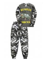 K11-1 пижама для мальчиков, серая