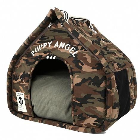 тканевые домики для собак