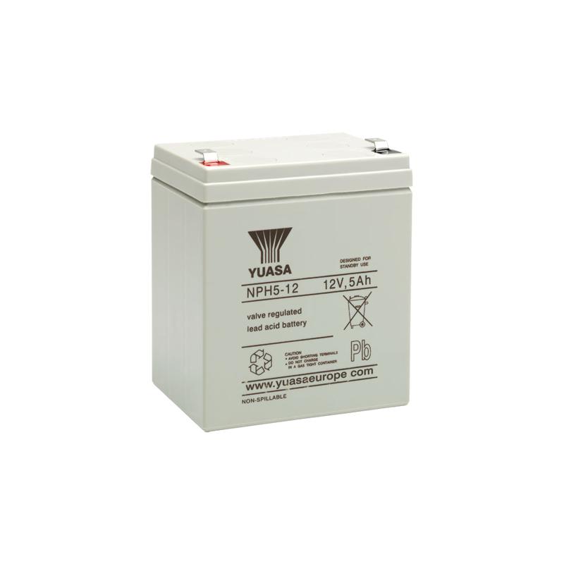 Аккумуляторы для источника бесперебойного питания Yuasa NPH / NPW