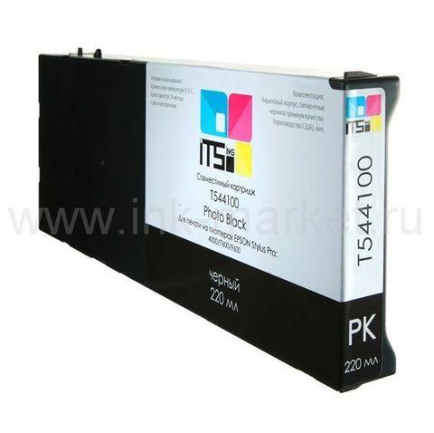 Совместимый картридж для Epson Stylus Pro 4000, 7600, 9600 Photo Black Pigment, 220 мл