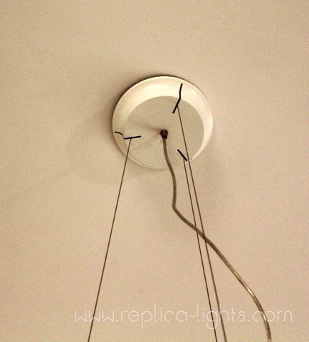 replica Romeo Soft S2 Pendant Lamp