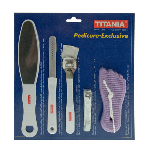 Набор для педикюра Titania