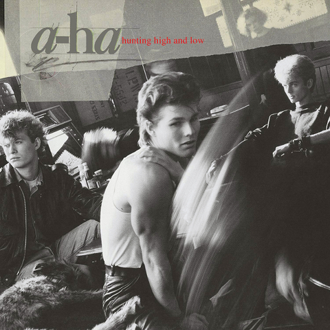 a-ha / Hunting High And Low (LP)
