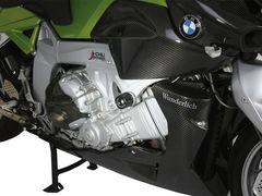 Защитные слайдеры BMW K1200/1300R/Sport черный