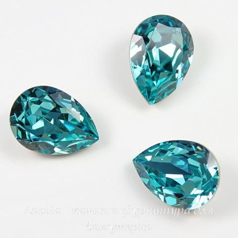 4320 Ювелирные стразы Сваровски Капля Light Turquoise (18х13 мм) ()