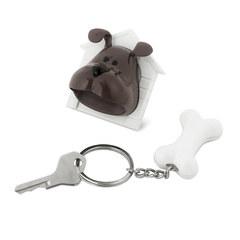 держатель-брелок для ключей woof!