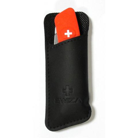 Чехол для ножа Swiza E01, полиэстер, черный
