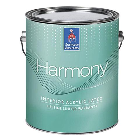 Гипоаллергеная краска Harmony Interior Acrylic Latex